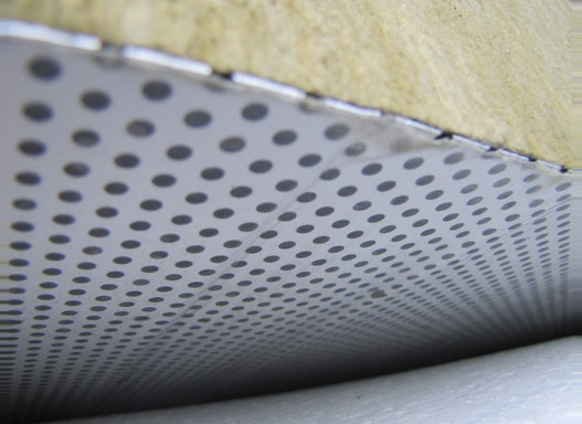 Vulcasteel Wall 1130 Perfo Akustikpaneel