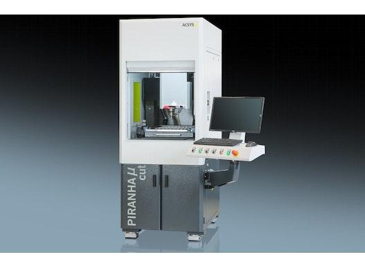PIRANHA®cut - Laserschneidsystem