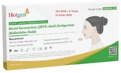 Antigen Schnelltest Nasal - HOTGEN- Laien (Selbsttest)