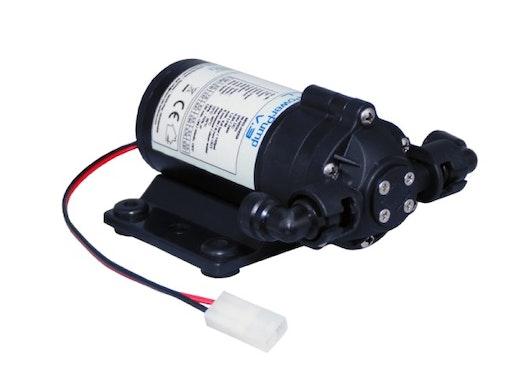 Beregnungsanlagen - Membranpumpe M.R.S. Whisper PowerPump Small 24V - 8.3 bar