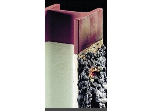 Baulicher Brandschutz für Beton,Stahl,Holz .Produkt der Firma Hensel