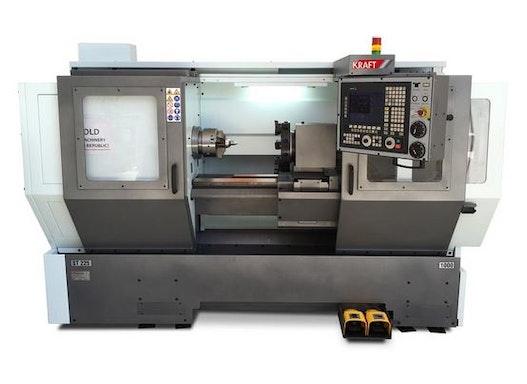 CNC-Drehmaschine KRAFT KT 180 Serie №1124-91043