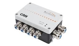 I/O Module mit CANopen - µCAN.4.ti-BOX