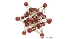 Steckpuzzle Atomgitter