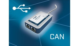 IXXAT USB-to-CAN V2 - Vielseitiger CAN-Adapter für USB