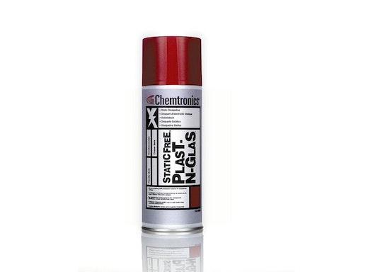 Chemtronics Antistatik-Reiniger Static Free™ Plast-N-Glas® ES1668E, 400 ml