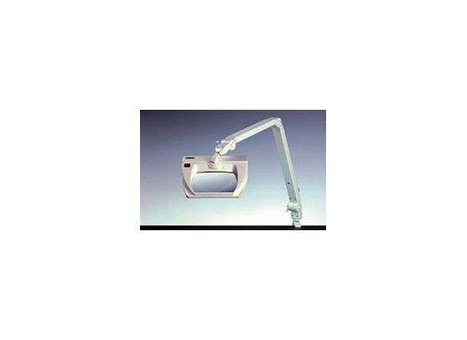 Lupenleuchte / Großfeldlupenleuchte mit 18 Watt / LED oder konventionelles Leuchtmittel