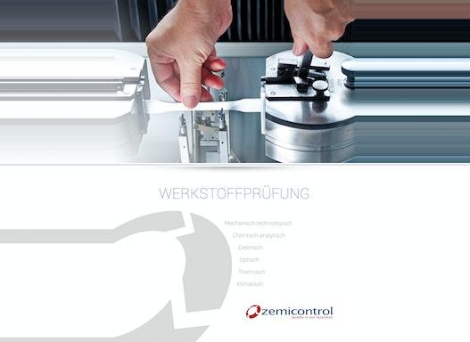 zemicontrol - Werkstoffprüfung