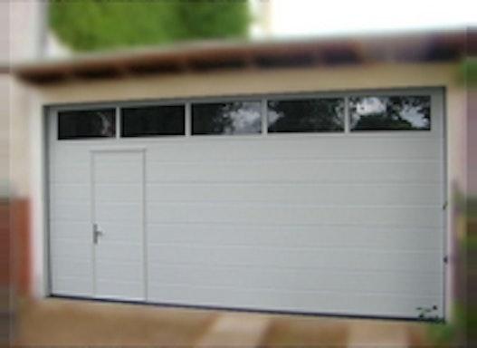 Garagen – Sektionaltor