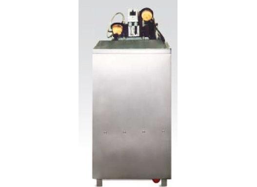 Halbautomatische Flaschenreinigungs-Maschine Polfram