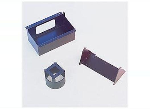 Komponenten für den Gehäusebau