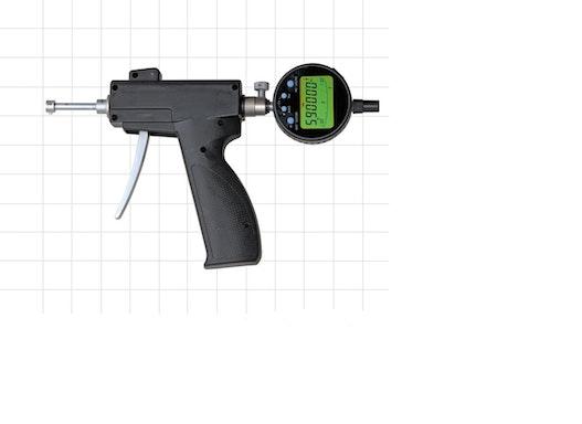 Pistolen-3Pkt-Innen-Messsgerät, 6-12mm