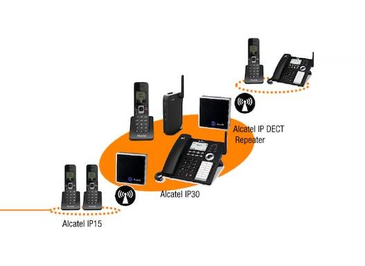 Alcatel IP30 - Telefon schnurlos