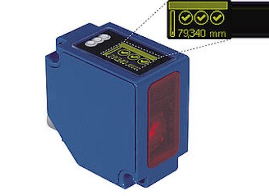 High-Performance-Distanzsensor - OCP162P0150C