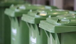 Speiserestbehälter 240 Liter