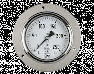 Kapselfedermanometer MAN-K