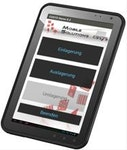 """Schnellstes """"Barcode- und Multi-Code-Reading mit Android-Tablet, Smartphone & Co."""