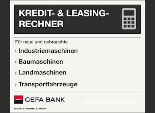 Leasing-Rechner für  Investitionsgüter
