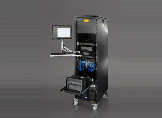 HiL-Testsystem für Brennstoffzellensteuerungen