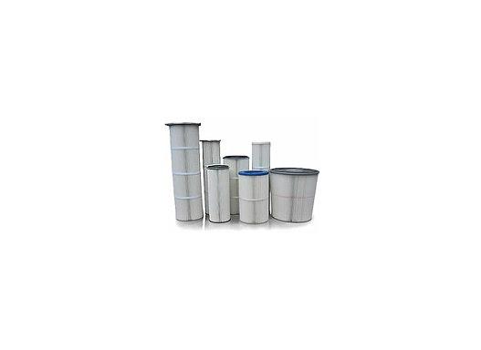 Filterpatronen, Filtertaschen oder Filterschläuche