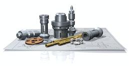 CNC-Frästeile