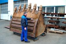 schneller und zuverlässiger Wartungs- und Reparaturservice für Baumaschinen