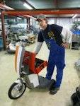 Elektro-Dreiradroller - Peoplemover MoVi~