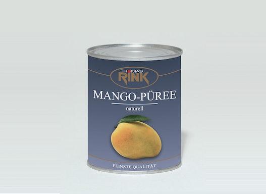 "Mangopüree, naturell, Sorte ""Alphonso"""