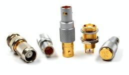 Koaxialsteckverbinder Video HDTV für Fernseh- und Studiotechnik