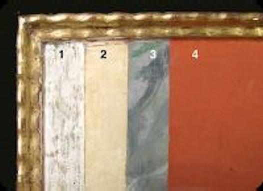 Farb- und Oberflächenuntersuchungen