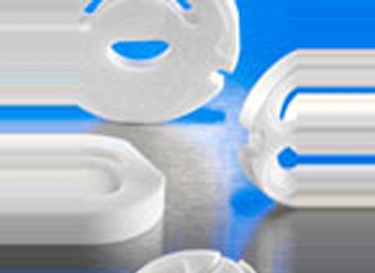 Bindemittel für technische Keramik