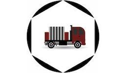 Baustofflieferung