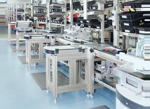 Montage- und Produktionssysteme
