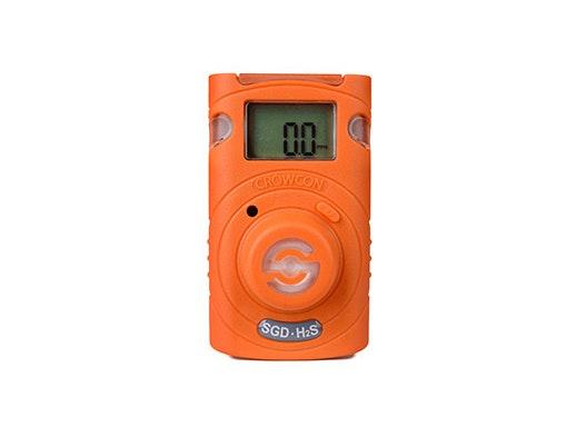 Crowcon Clip SGD Einzelgasüberwachungsgerät für toxische Gase und Sauerstoff