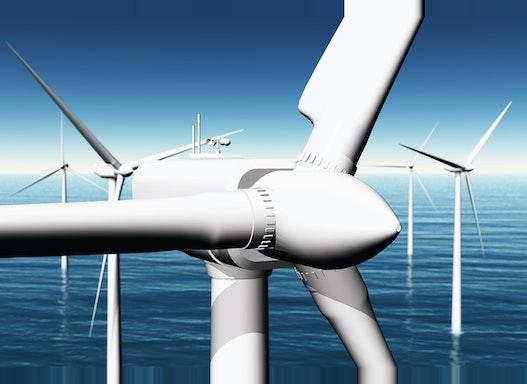Windkraftanlagen - Beschichtungslösungen für Herstellung und Instandhaltung