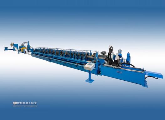 DIBALEX Profiliermaschinen für Blechband