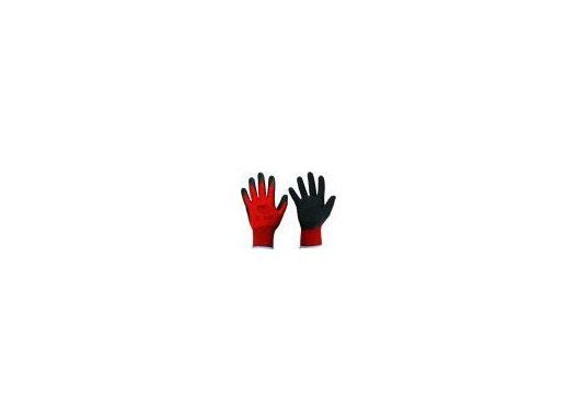 Nylon-Handschuhe, Latex-Beschichtung