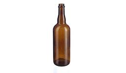 Bierflasche 0,75 l