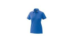 Damen-Poloshirt 983 von EXNER / Farbe: königsblau / 65Pr. Baumwolle ...| Berufsbekleidung für den medizinischen Bereich