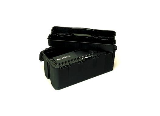 Raacostat Werkzeugkoffer Compact 15 ESD schwarz