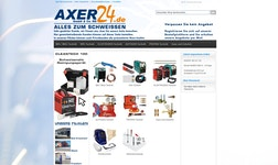 Finden Sie weitere zahlreiche Artikel auf unserer Website www.axer24.de