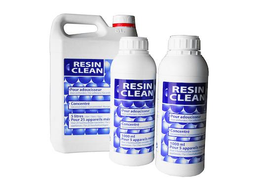 Reiniger für Wasserenthärtungsanlagen, Harzreiniger, Weichwasseranlagen, ResinClean