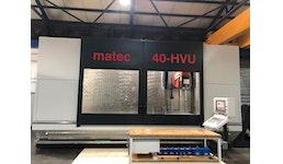 CNC-Fahrständerfräsmaschine