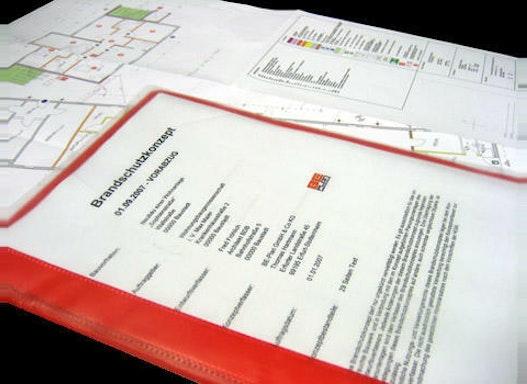 Brandschutzkonzept und Brandschutznachweis