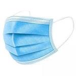 Mund-Nasen-Schutz Typ IIR, Atemschutzmaske, Maske, 50 Stück