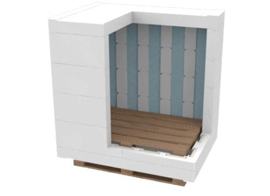 Paletten Thermoboxen