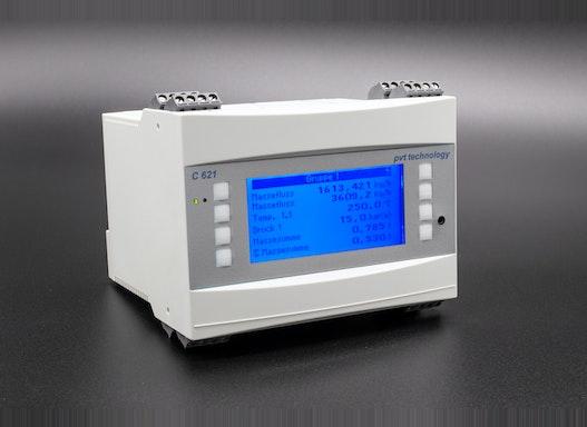 pvt Typ C 621  Universal - Energie-/ Immissions- und Durchflussrechner