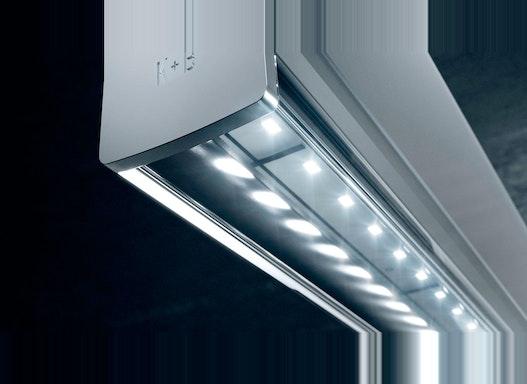 LED-Lichtsystem KB SILVERLINE.PRO