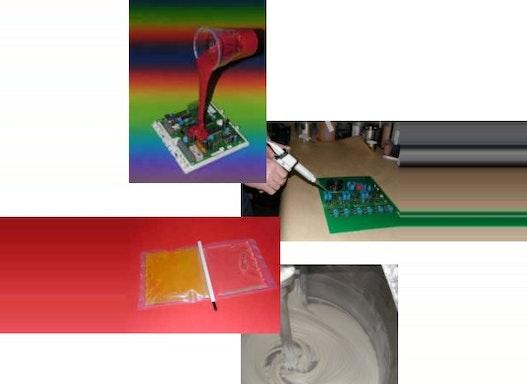 ISO PUR K760 Zweikomponenten Gießharz