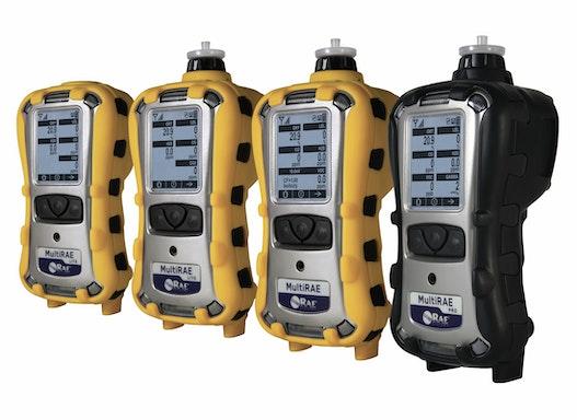 Gaswarngerät MultiRAE von RAE Systems